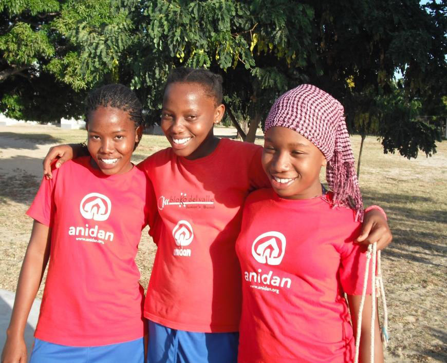 Lamu Yoga Festival supports Anidan