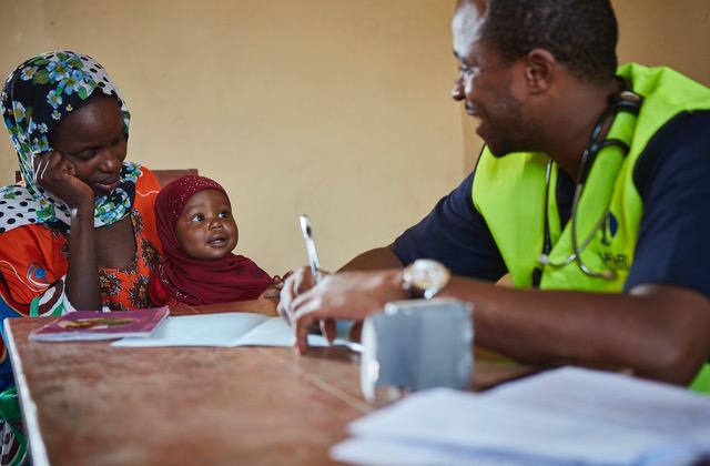 Safari Doctors collaboration with Lamu Yoga Festival